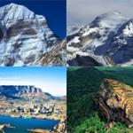 Самые красивые горы мира (с фото)