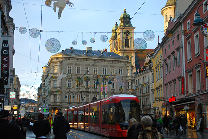 Улица Австрии