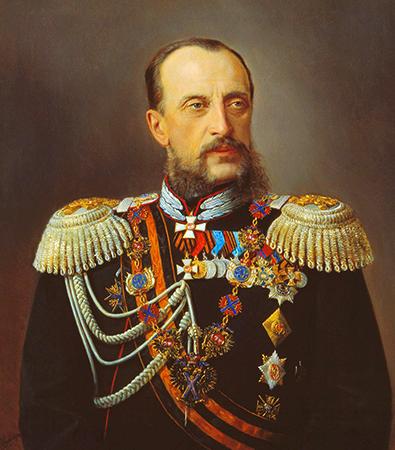 Взрослый Николай 1