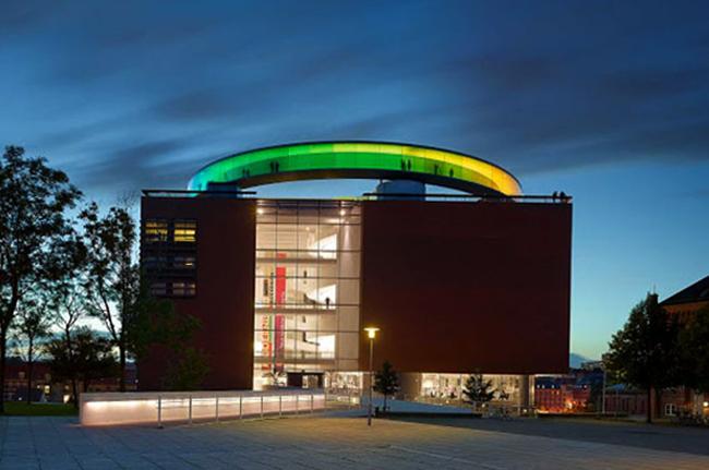 Музей современного искусства, г. Орхус