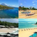 Самые красивые пляжи острова Бали