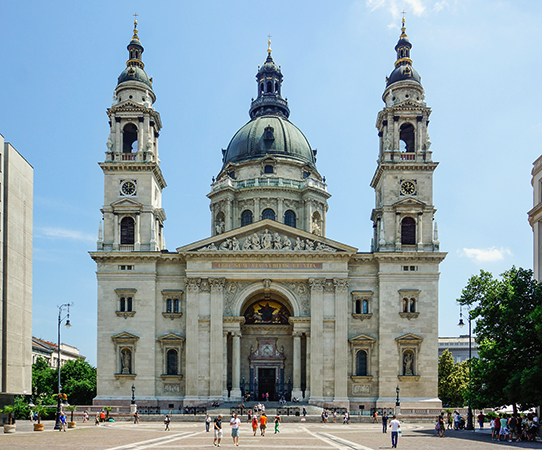 Базилика Святого Иштвана, г. Будапешт