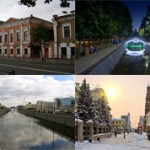Самые красивые места в Казани