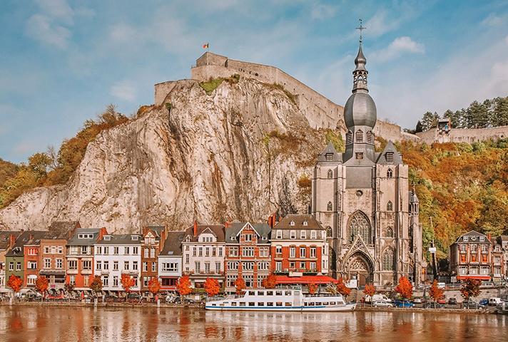 Красивая Бельгия