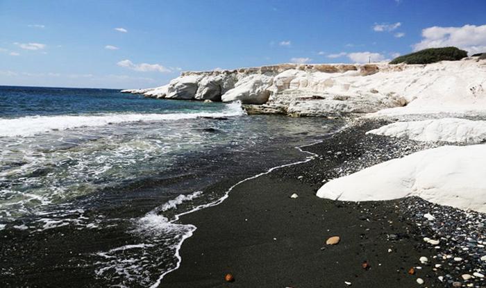 Белые скалы, Лимассол