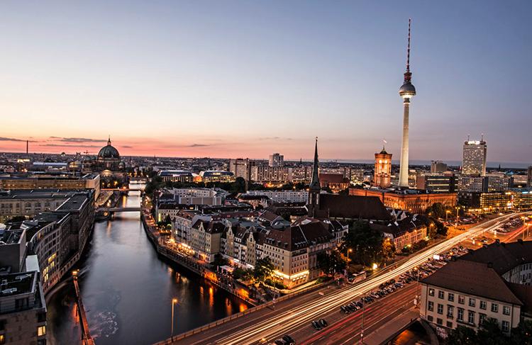 Волшебный Берлин