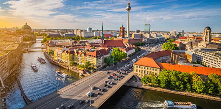 Красивый Берлин