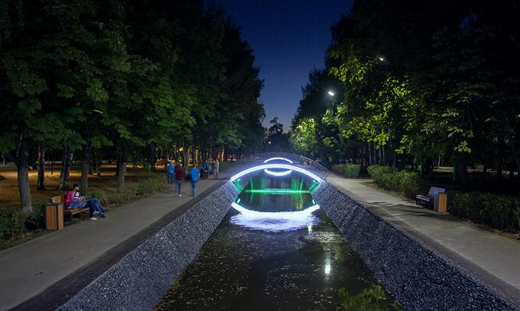 Парк им. Урицкого