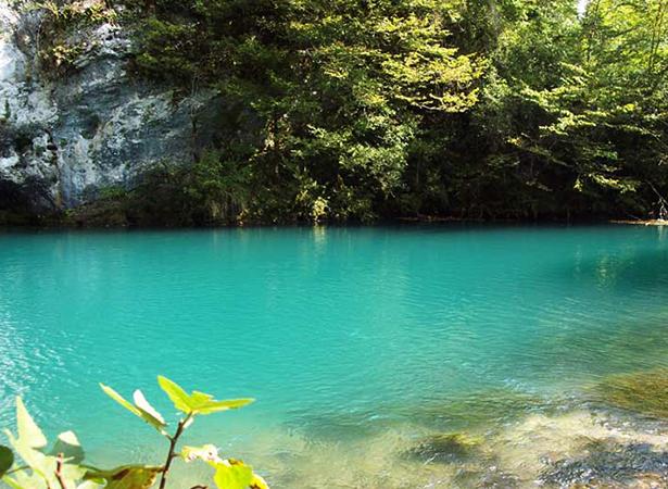 Большое Голубое озеро
