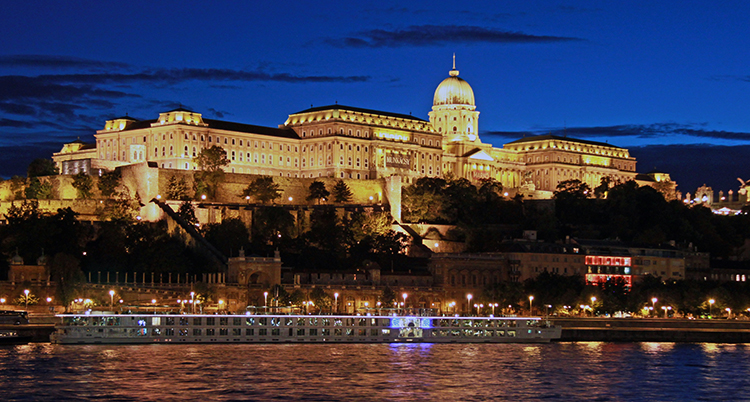 Замок Буда, г. Будапешт