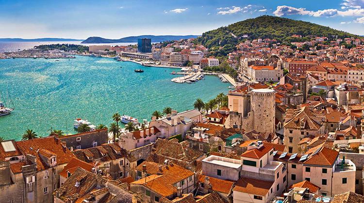 Красивая Хорватия