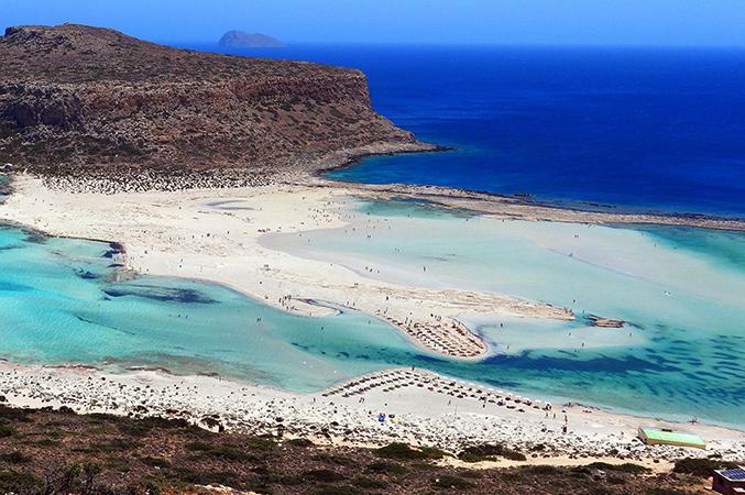 Райский остров Крит