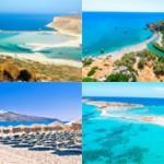 5 самых красивых пляжа острова Крит