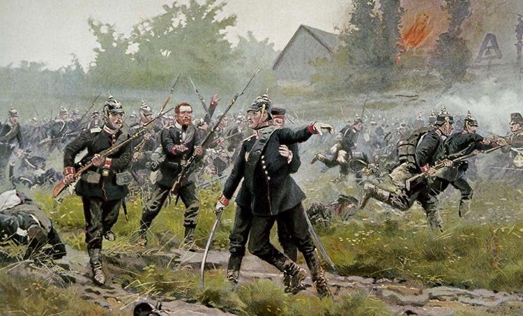 Прусско-датская война