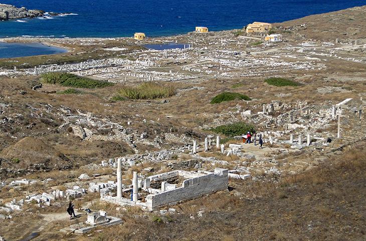 Остров-музей Делос