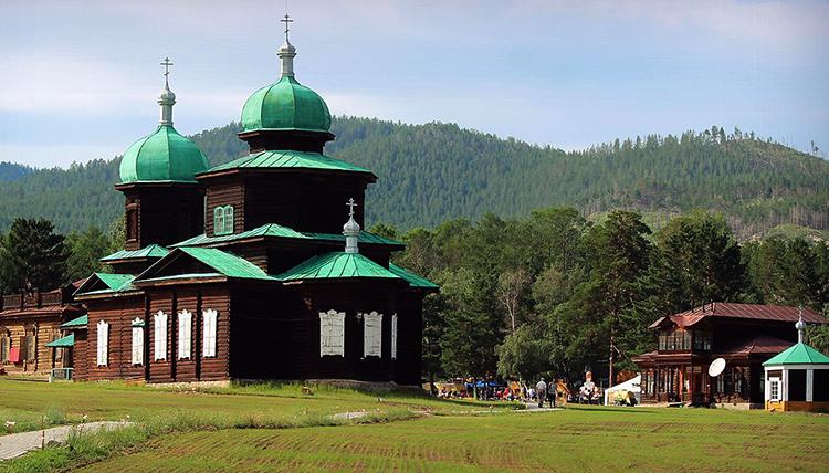 Этнографический музей, Улан-Удэ