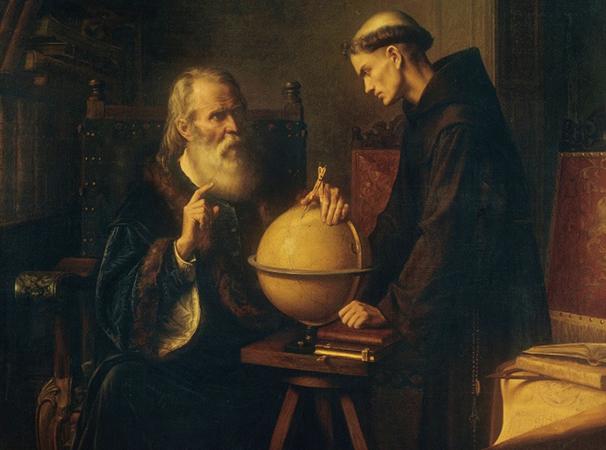 Великий Галилео Галилей