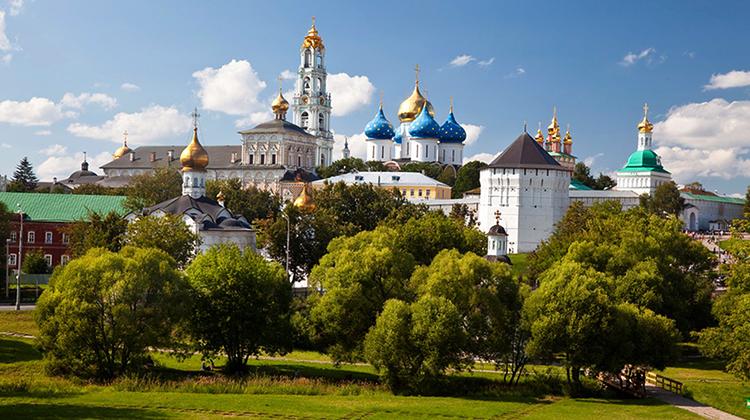 Город Сергиев Посад