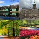 Самые красивые места Голландии — ТОП-10