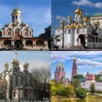 Самые красивые храмы Москвы