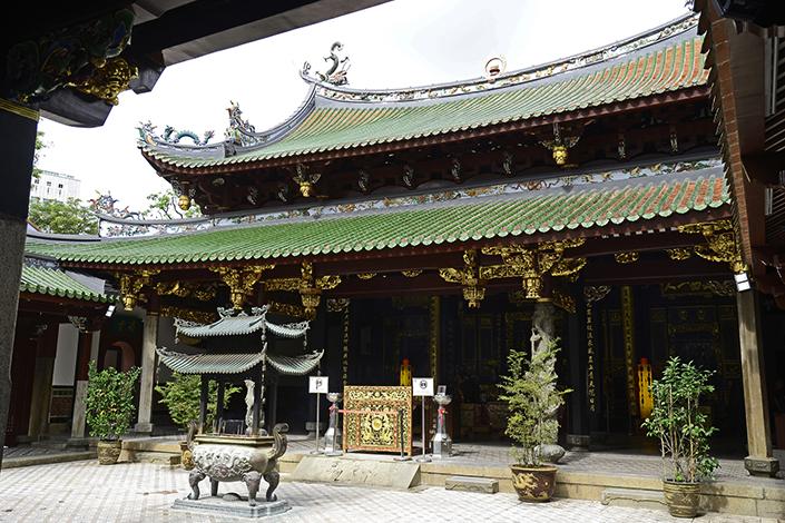 Храм Тиан Хок Кенг