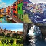 Самые красивые места Италии, где стоит побывать