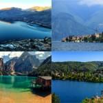 Самые красивые озера Италии