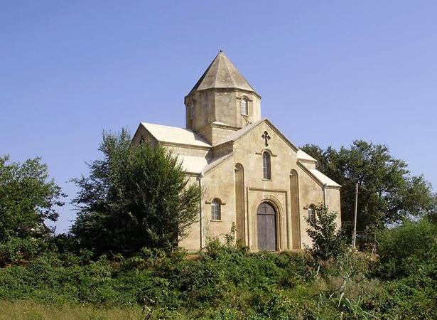 Храм Святого Григориса