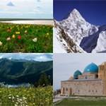 10 самых красивых мест Казахстана