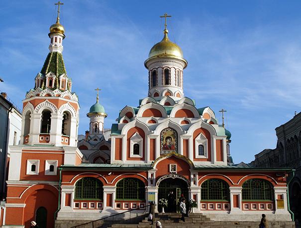 Казанский собор (улица Никольская)
