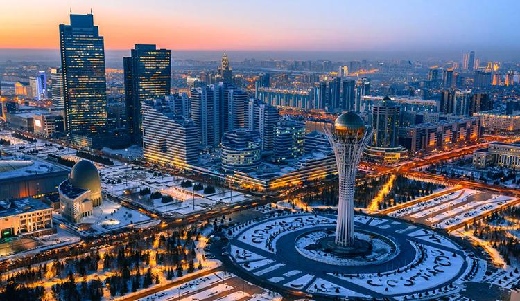 Красивый Казахстан