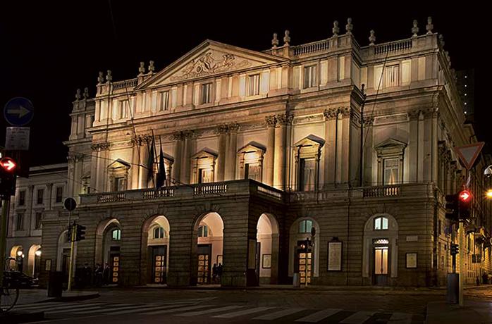 Театр «La Scala» (Милан, Ломбардия)