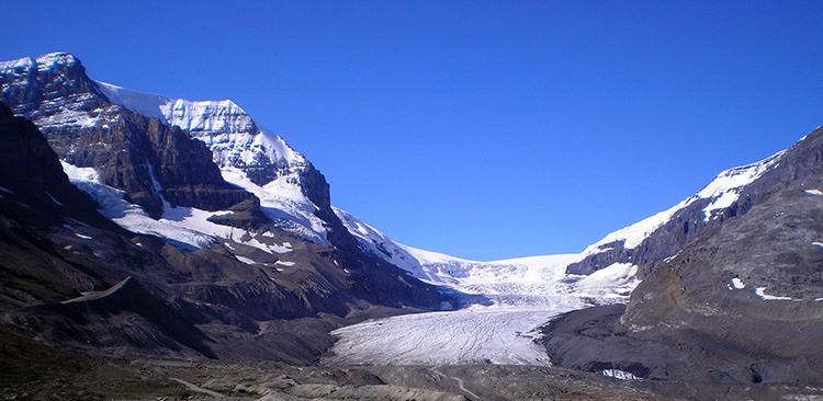 Ледник Атабаска