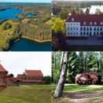 ТОП-10 самых красивых места Литвы