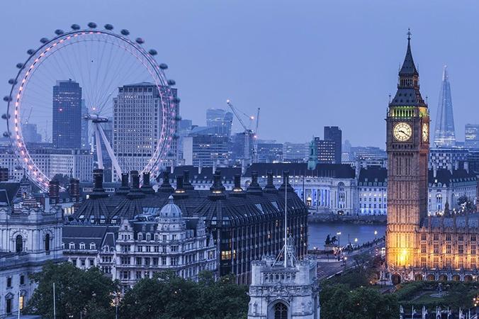 Лондон, Англия
