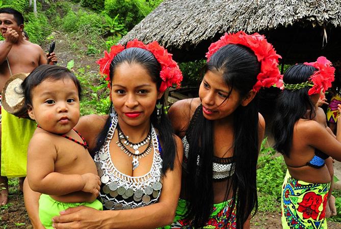 Люди в Панаме