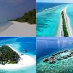5 самых красивых островов Мальдив