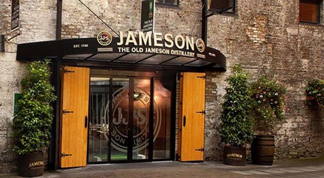 Музей-вискикурня Jameson