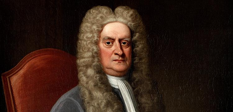 Великий Ньютон