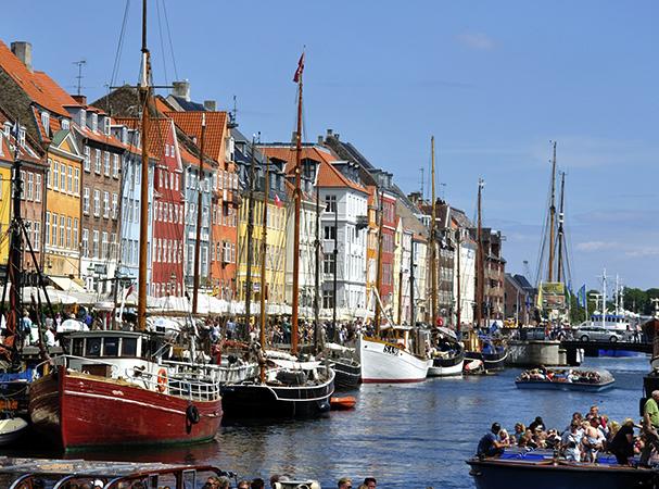 Нюхавн, г. Копенгаген
