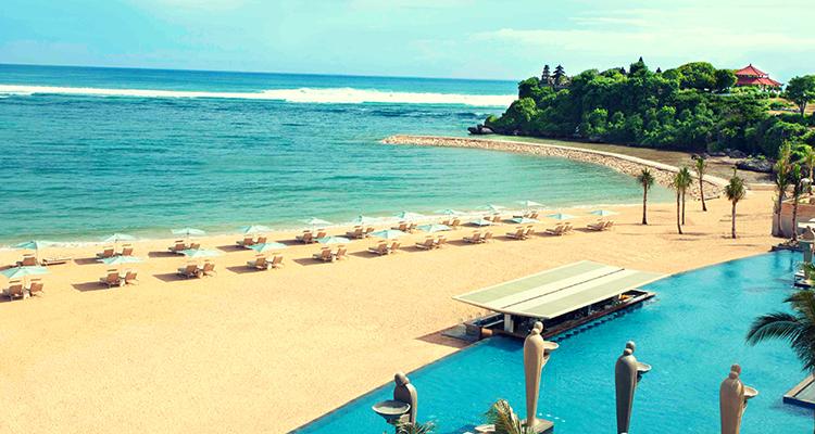 Пляж Nusa Dua