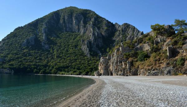 Пляж Олимпос (Кемер)