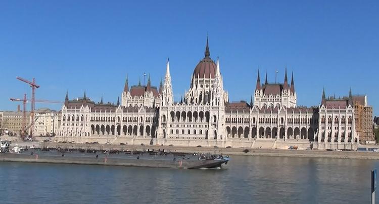 Здание Парламента, г. Будапешт
