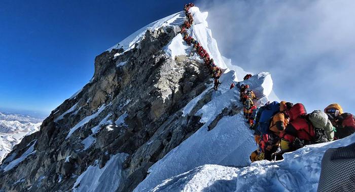 Покорение Эвереста