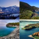 Самые красивые места Канады