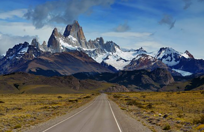 Трасса 40, Аргентина