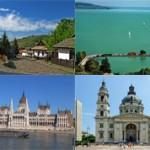 Самые красивые места Венгрии