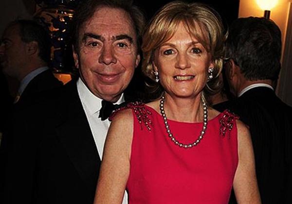 С женой Мэдлин