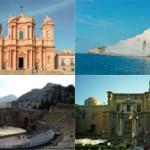 Самые красивые места Сицилии