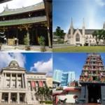 10 самых красивых мест Сингапура